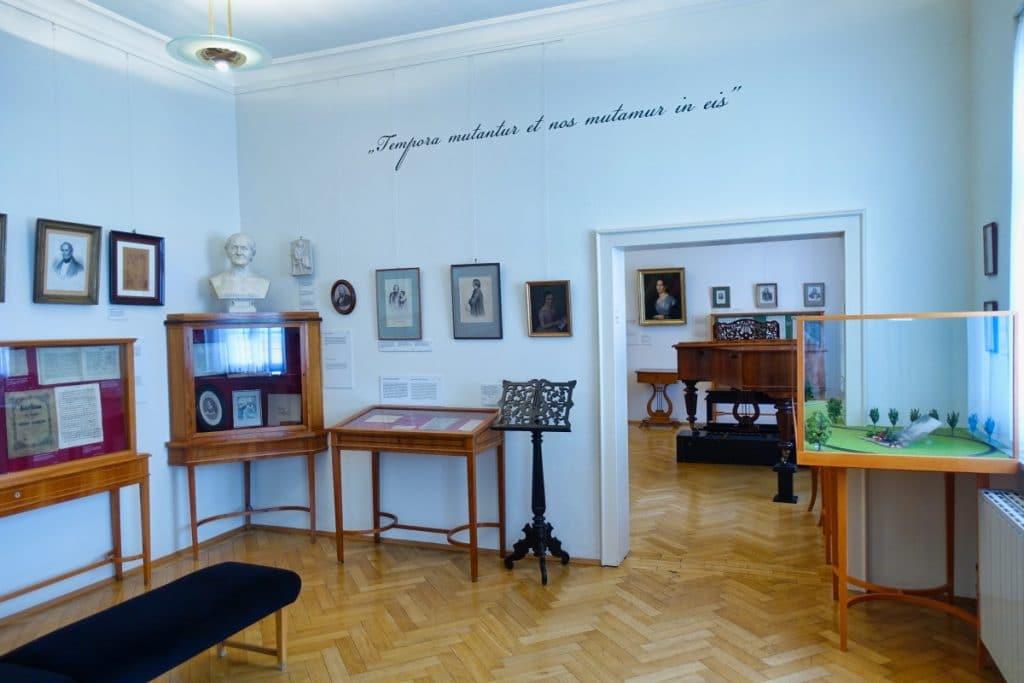 Blick in das Leben von Robert Schumann