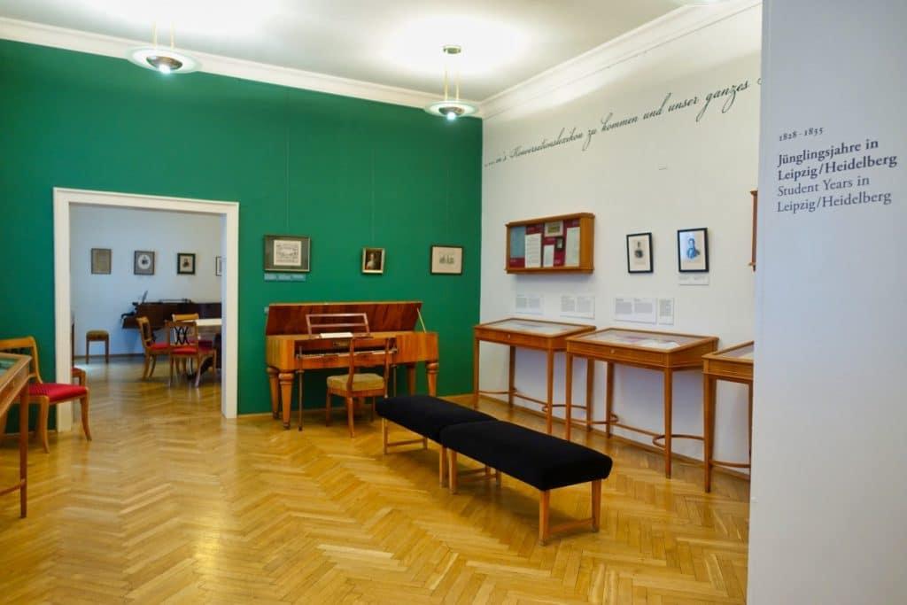 Museumsbesuch in Zwickau