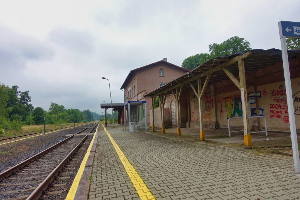 Ostritzer Bahnhof