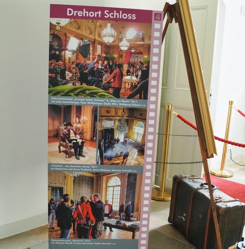 Ausstellung im Schloss
