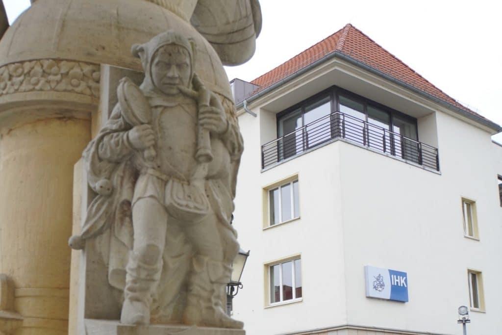 Eulenspiegel in Magdeburg