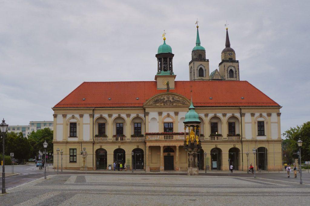 Rathaus von Magdeburg