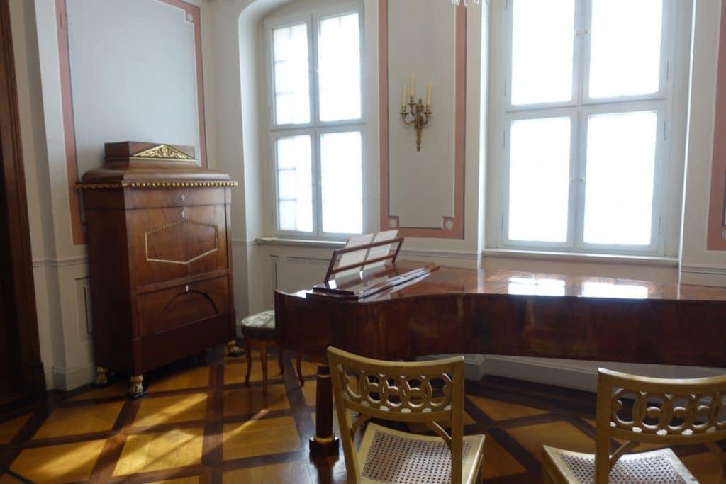 Klavier Clara Wieck