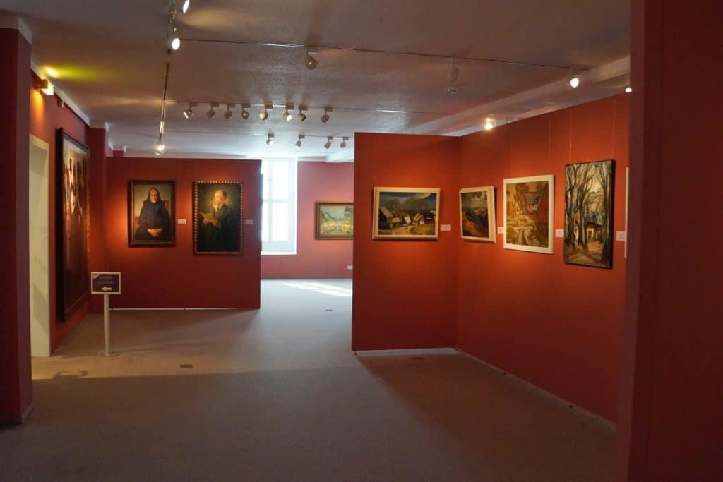 Vogtlandmuseum Plauen Gemäldegalerie