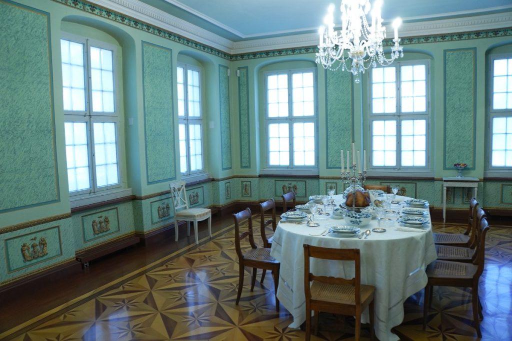 Napoleonzimmer im Vogtlandmuseum Plauen