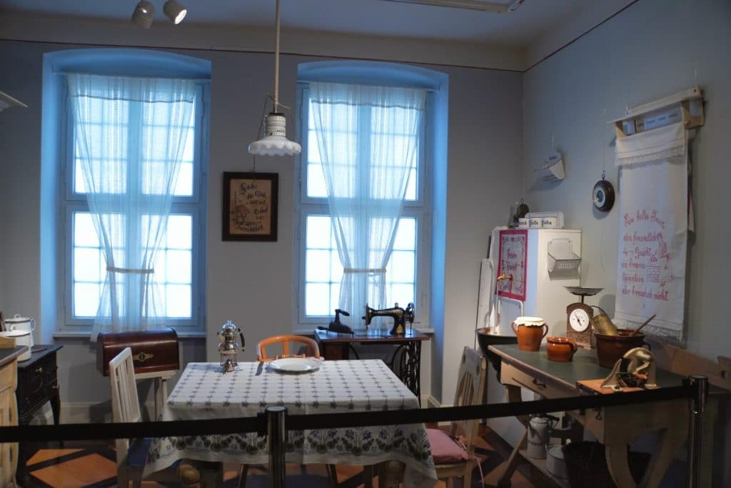 Stilzimmer Vogtlandmuseum Plauen