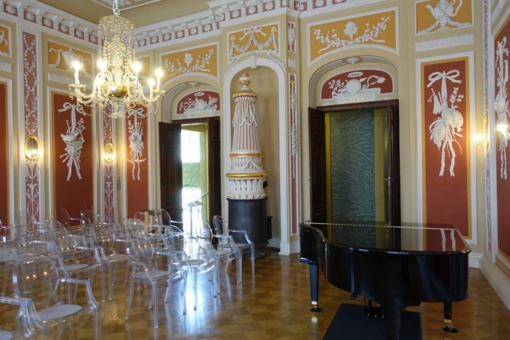 Veranstaltungssaal im Vogtlandmuseum