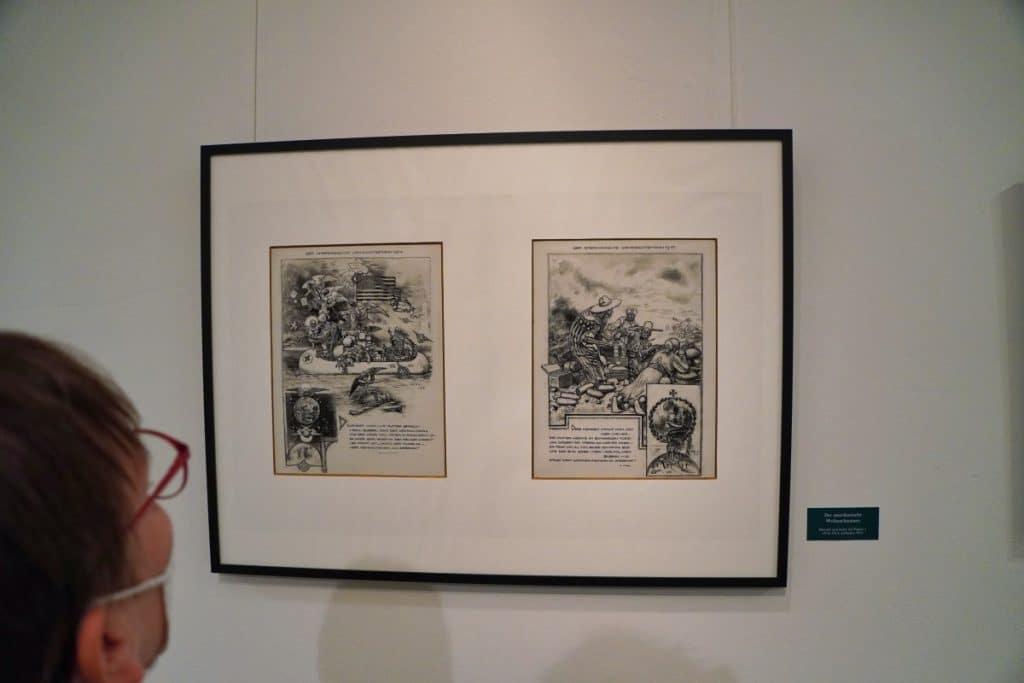 Ausstellung über Herrmann Vogel