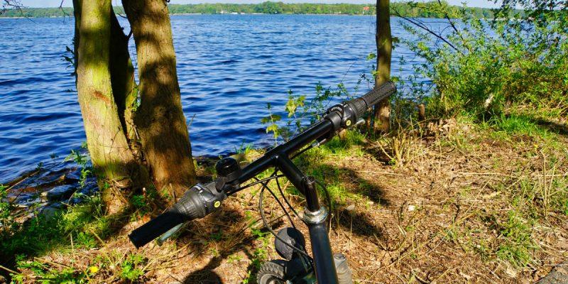 Radtour Tegler See