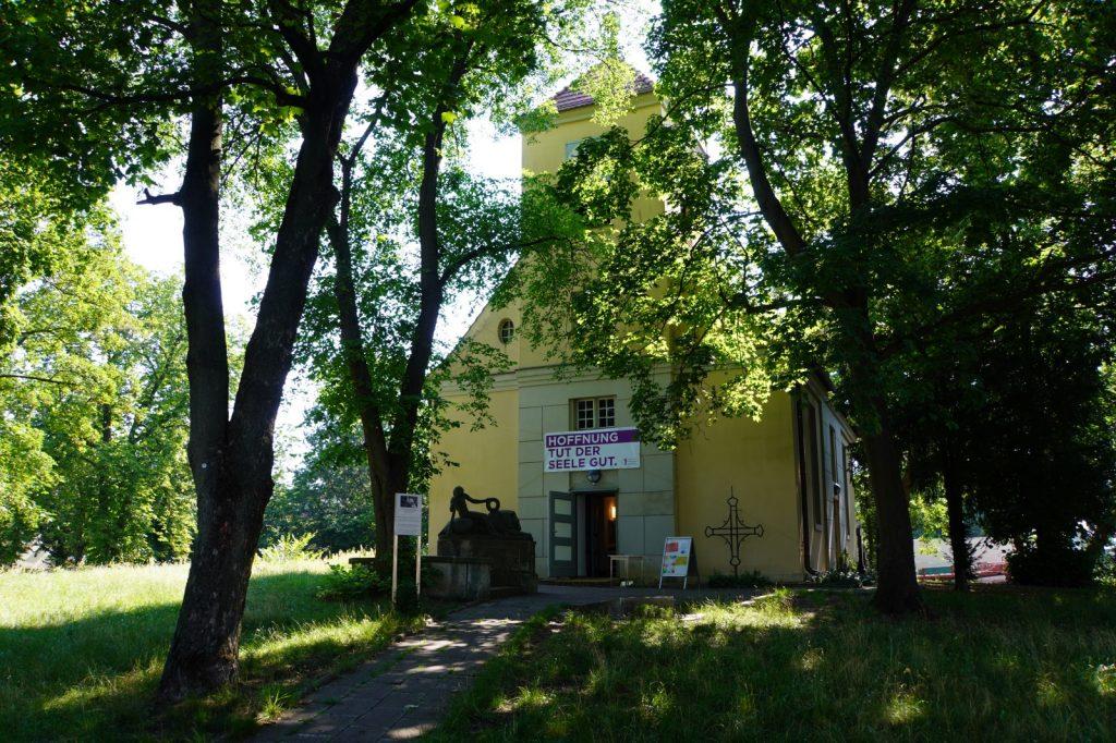 Dorfkirche in Schmöckwitz