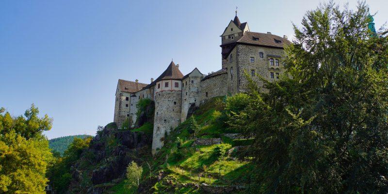 Burg Loket / Burg Elbogen