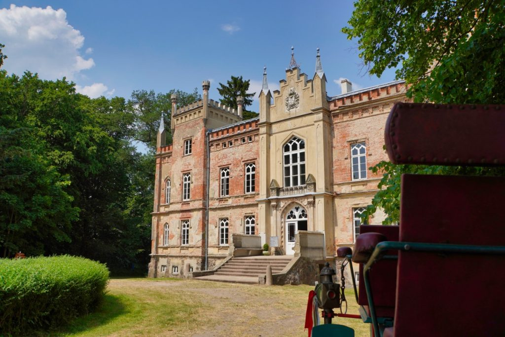 Mecklenburgische Schlösser und Herrenhäuser