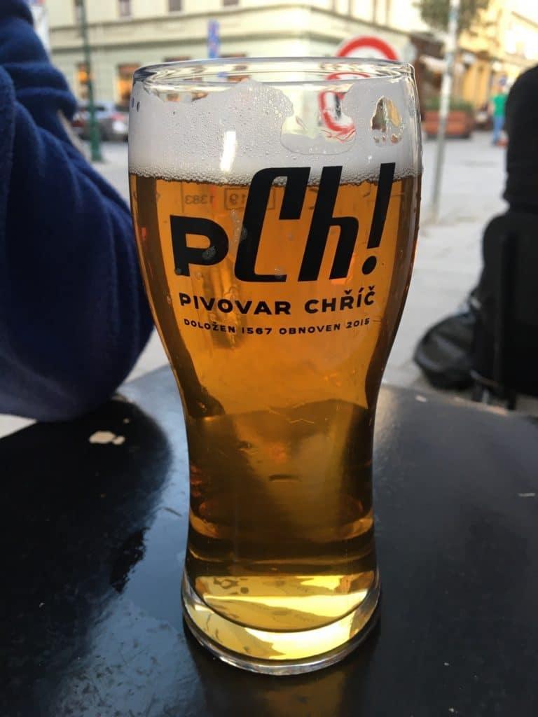 Bier in Pilsen